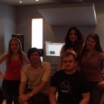 Our first album is recorded - Blue Pro Studios, 2007